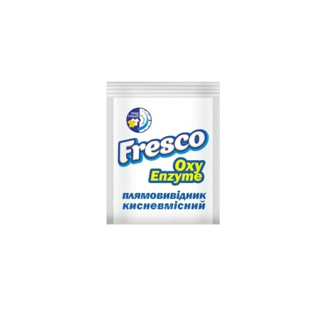 Купить Fresco OxyEnzyme 80 г, пятновыводитель кислородный